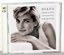 2 CD-Set DIANA Princess Of Wales - TRIBUTE (George Michael)