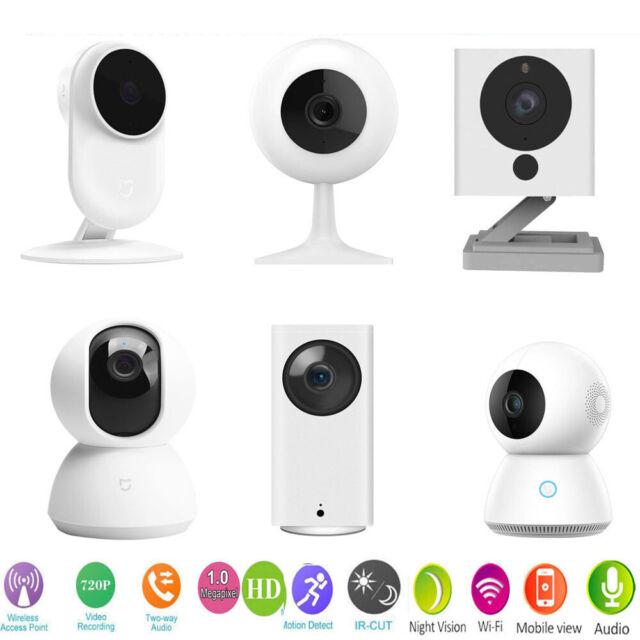 Xiaomi Mijia Smart WiFi IP Camera 720P//1080P IR Night Vision Security Webcam Lot