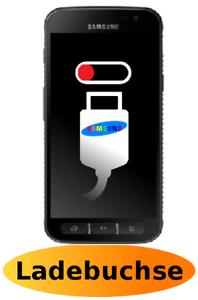 Samsung-XCover-4-Reparatur-Ladebuchse-Ladeport