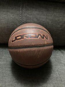 "En la actualidad Arábica Quedar asombrado  Air Jordan Basketball Ball 28.5"" 72.4cm Mid Size Made In Thailand | eBay"