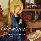 Christmas from Magdalen College,Oxford von Oxford Choir of Magdalen College (2013)