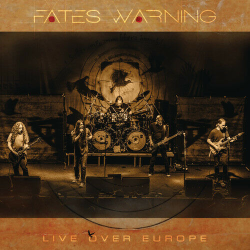 Fates Warning - Live Over Europe [New CD]