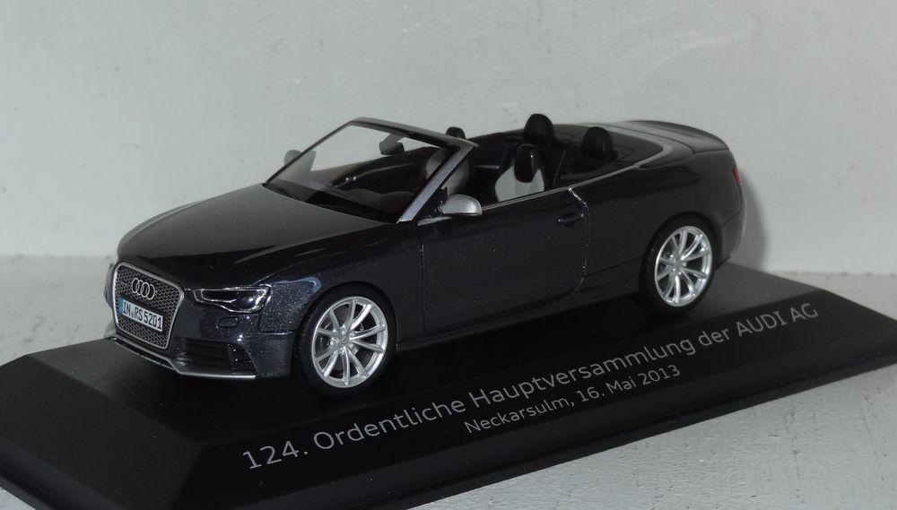 Audi RS 5 Cabriolet 124. extraordinaire assemblée générale de 2013 1 43 PC (r2_3_65)