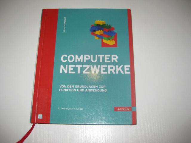 Computernetzwerke von Rüdiger Schreiner (2007, Gebunden)