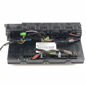 2002 2006 mercedes benz c230 sam fuse box control module p 003 rh ebay com
