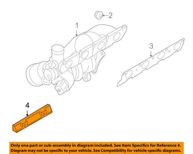 Audi A4 B8 20 Tfsi 06f253709a Turbo Charger Exhaust Manifold Mount. Audi Oem 0516 A4 Quattro 20ll4 Exhaust Manifoldbracket 06f253709a. Dodge. Diagram 2007 Dodge Charger Exhaust Manifld At Scoala.co