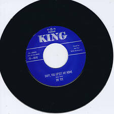 JOE TEX - DAVY YOU UPSET MY HOME / PNEUMONIA (Hot R&B Twin-Spin - Jiver & Stroll