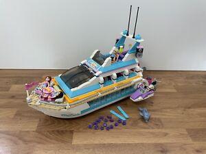 LEGO Dolphin Cruiser Set 41015  LEGO Friends (2013)