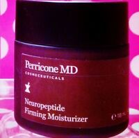 Dr Perricone Neuropeptide Firming Moisturizer Cream Luxury Size 4oz