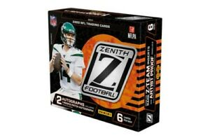 2020-Panini-Zenith-NFL-Football-Hobby-Box-SEALED-IN-HAND