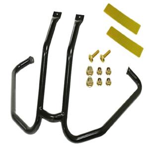 Front Bumper Black For 2011 Arctic Cat F8 Sno Pro Limited~Sports Parts Inc.