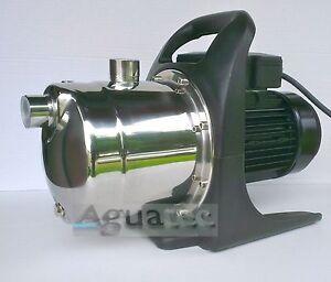 Easytec Multi 1306 leistungstark 6 bar 6000 l/h Gartenpumpe Hauswasserwerk Pumpe