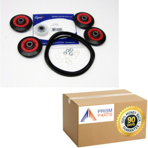 For Amana Maytag Centennial Dryer Repair Kit Belt Pulley Rollers # PC2069013X160