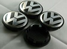 Emblemas De Centro De Rueda VW 65MM Golf MK5 GTI