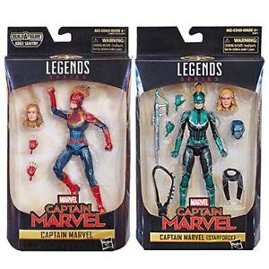 Marvel-Legends-Captain-Marvel-Action-Figure-The-Avengers-Cos-Model-Toys-6-039-039