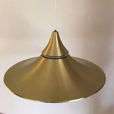 Find Messing Loftslampe i Loftslamper Pendel Køb brugt