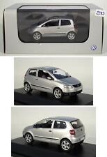 Schuco 1/43 VW Fox silbermetallic OVP #2283