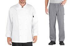 Chef Code Executive Chef Uniform Set Chef Coat And Pants Jackets Cc101 202
