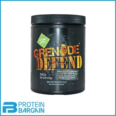 Grenade Defend 345g Bcaa 2:1:1 Ratio - 1 Serving Or 30 Serving