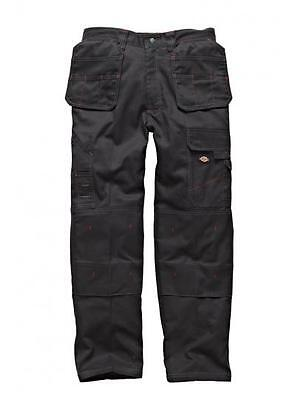 DICKIES Workwear SUPER REDHAWK Pantaloni da lavoro Pro-Nero-WD801-42 regolare