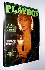 Minnie Minoprio PLAYboy maggio 1979 Patty Mc Guire - Pamela Prati
