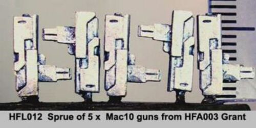 HFML012 Hasslefree Miniatures MAC10 SMG Little Bits