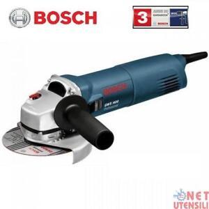 BOSCH-GWS-1400-WATT-SMERIGLIATRICE-ANGOLARE-PROFESSIONALE-MEULEUSE-amolador