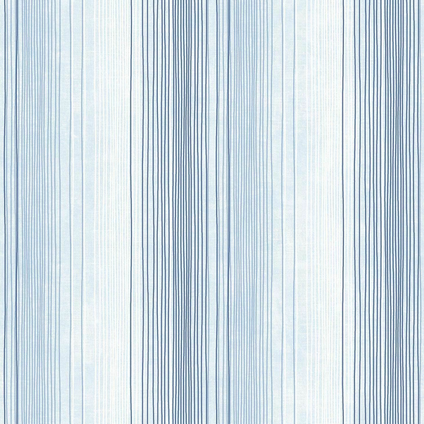 Essener Tapete Simply Stripes 3 ST36920 hellblue Streifen gestreift Vinyltapete