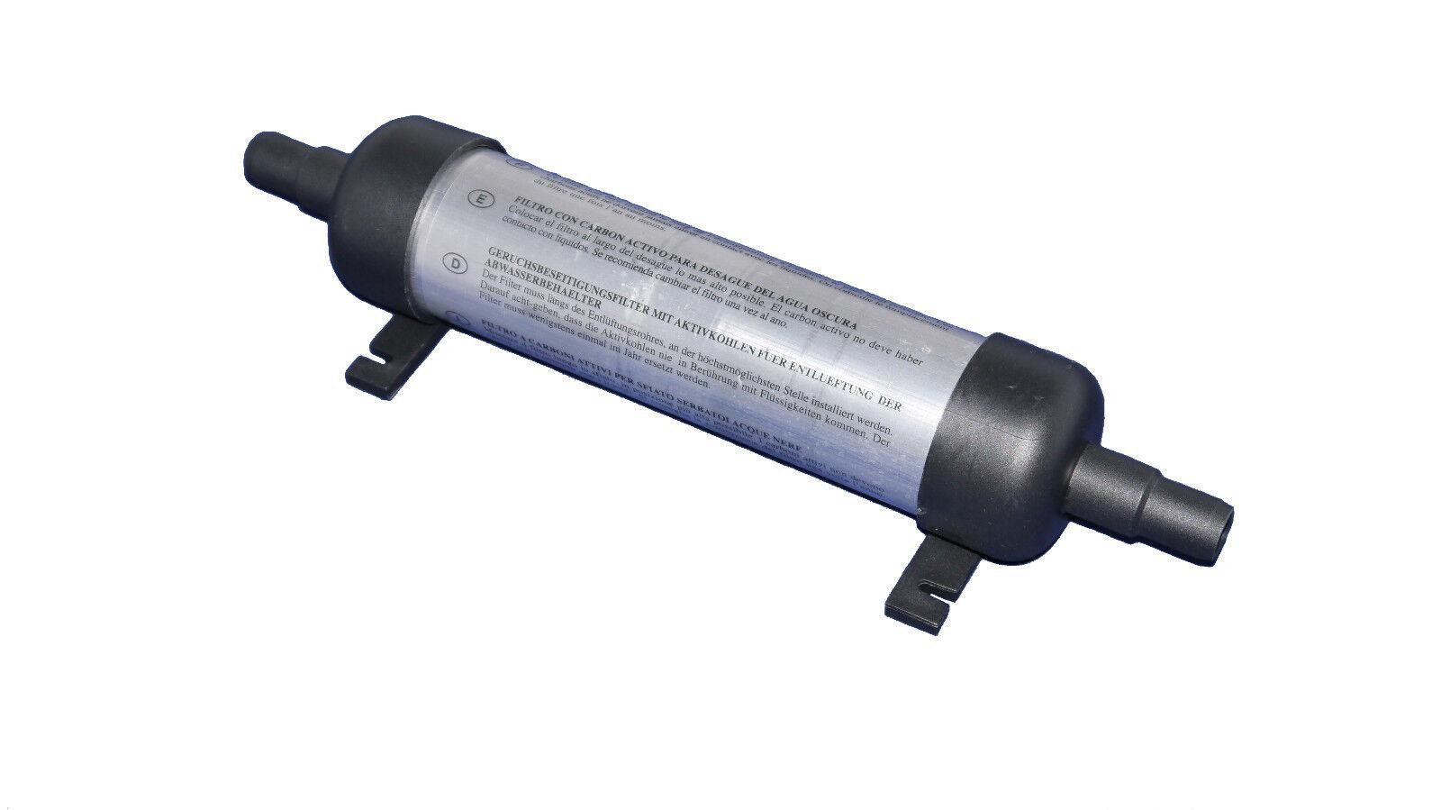 Karbonfilter Geruchsfilter Carbon für Filter für Carbon Fäkalientank Stiefel Caravan NEU TOP a4e9f2