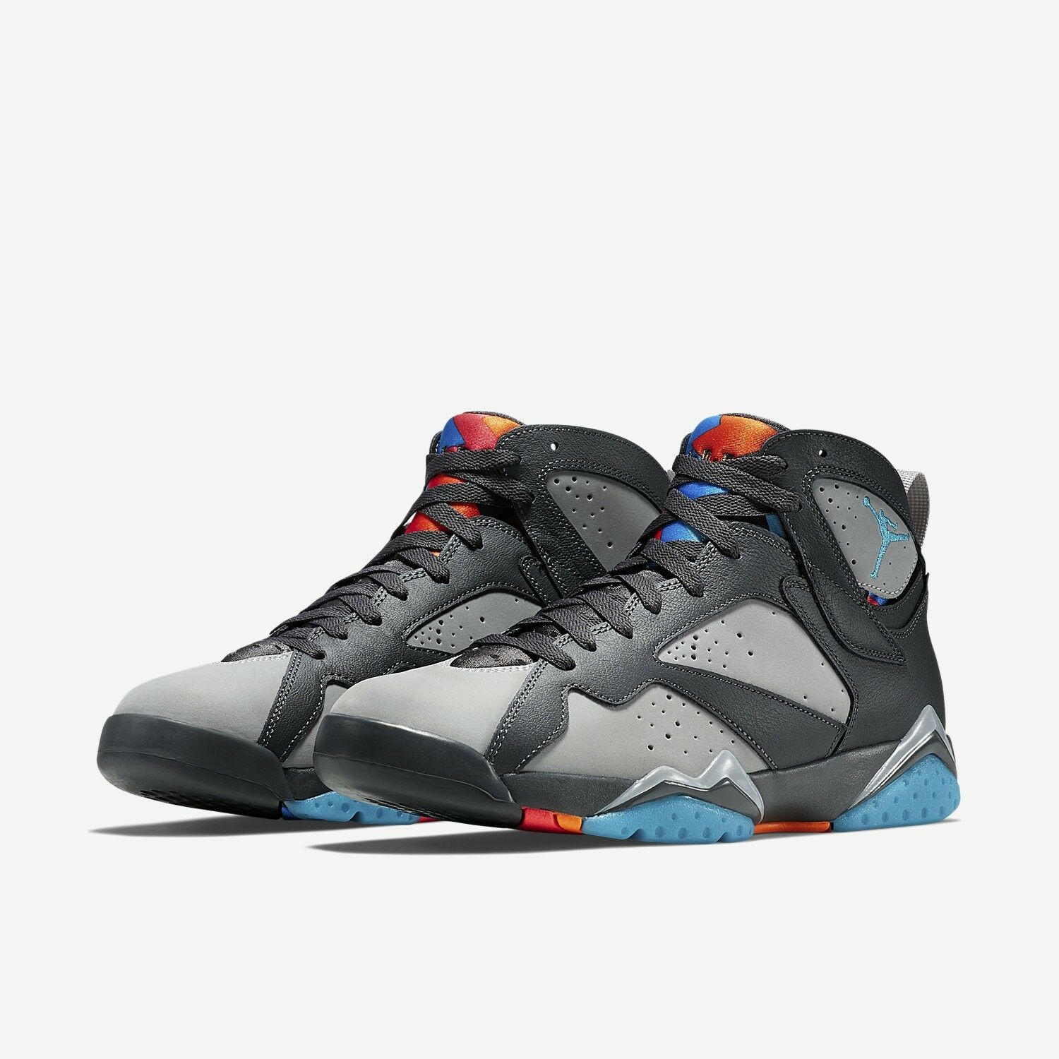304775-016 NIke Air Jordan 7 VII Retro Barcelona Days Bobcats