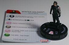 WINTER SOLDIER 009 Civil War Movie gravity feed Marvel Heroclix Rare