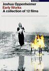 Joshua Oppenheimer 12 Early Works 5060114150973 DVD Region 2