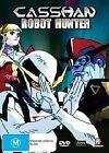 Casshan - Robot Hunter (DVD, 2005)