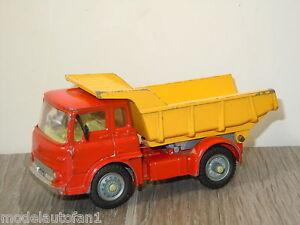 Bedford-Tipper-Unit-Lorry-van-Corgi-Toys-494-England-3510