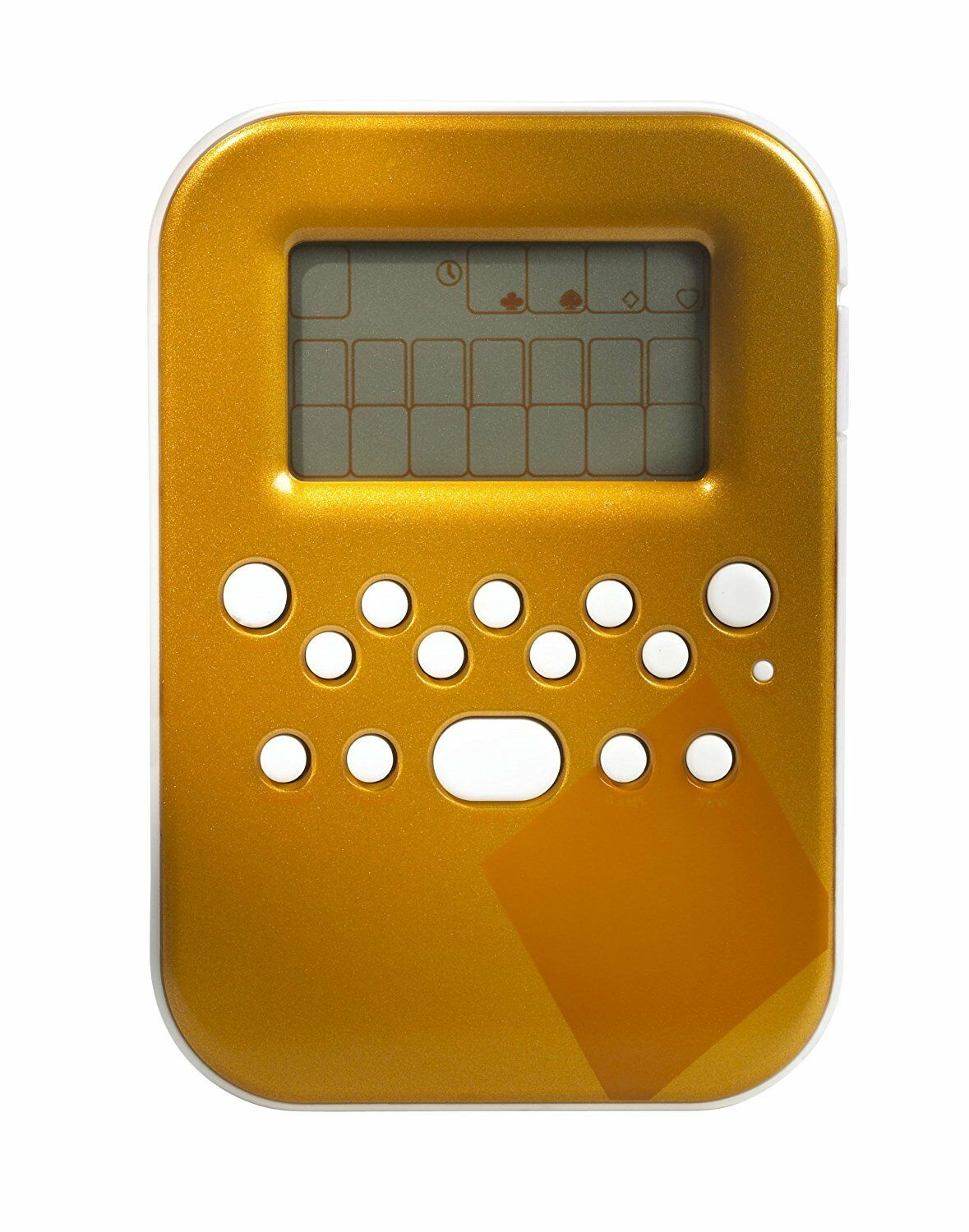 Radica - Lighted Classic Solitaire - Electronic Handheld Game
