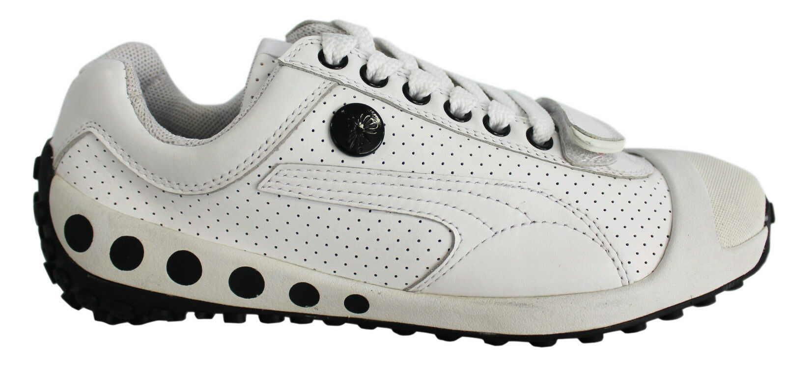 Puma Mihara Yasuhiro My 53 hommes Trainers blanc Leather Lace Up 352055 03 D34