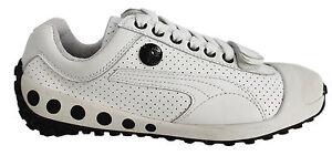Mihara 352055 53 Puma con D34 bianca da 03 pelle ginnastica Mens in lacci Yasuhiro scarpe My UnndR