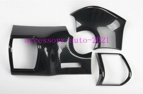 For Lexus NX200t//300//300h 2015-2019 Carbon Fiber Side Air Vent Outlet Cover Trim