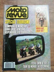 Moto Revue Nº 2799 / 14 Mars 1987