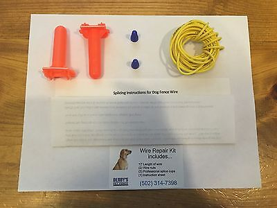 Wire Repair Petsafe Dog Fence Underground Invisible