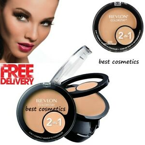 Revlon-Colorstay-2in1-Compact-Makeup-Foundation-amp-Concealer-11g-Select-Shade-New