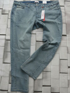 Sheego-Ladies-Stretch-Jeans-Kira-Size-46-to-52-Blue-plus-Size-779-New