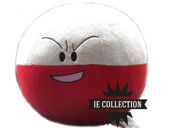 POKEMON ELECTRODE 30 CM SOFT TOY snowman 101 Lektrobal voltorb plush doll go