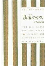 Bullroarer: A Sequence (The Samuel French Morse Poetry Prize)-ExLibrary