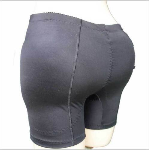 Buttock Pads Padded Pants Bum Butt Hip Knickers Fake Enhancer Panties Shaperwear