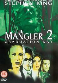 1 of 1 - Mangler 2, The: Graduation Day (DVD, 2007)
