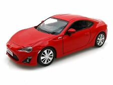 "RMZ Scion 2013 Toyota FR-S FRS brz 1:36 scale 5"" diecast model car RED"