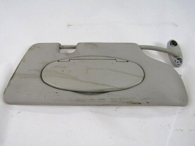 For A1 A3 A4 A5 Q3 Q5 Q7 Grey Car Interior Sun Visor Hook Clip BrackeNYUK