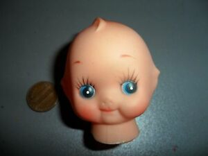 Vintage Vinyl Cupie Doll Head
