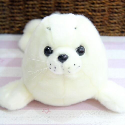 cute cartoon animal papa seal sea dog sea lion stuffed doll birthday gift 1pc